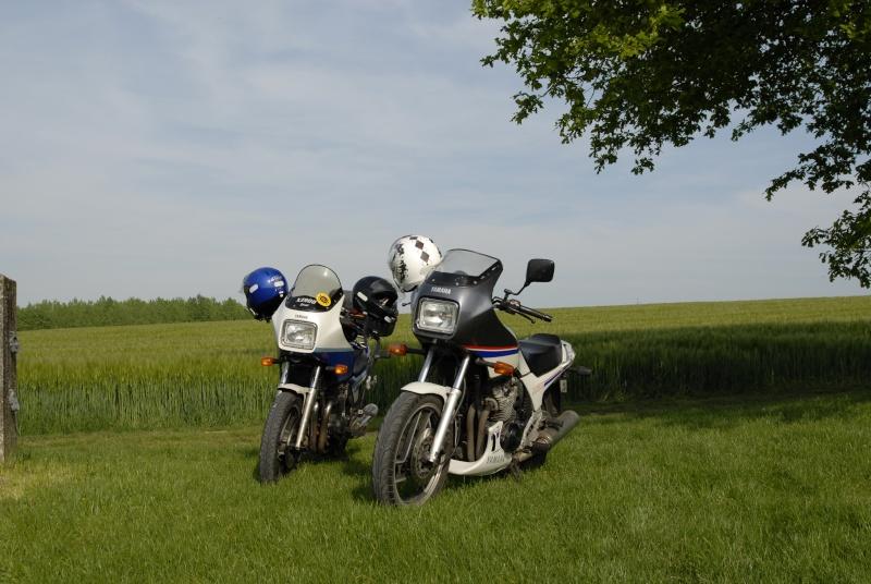 Nos motos sont des machines  à remonter le temps !!! _bob7223