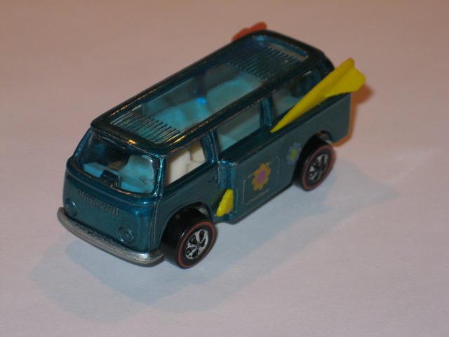 Volkswagen Beach Bomb 1969 01410