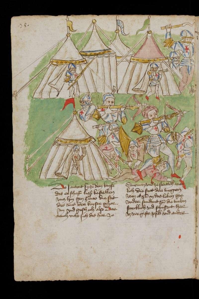 Robertus Monachus : History of the first cruisade 3810