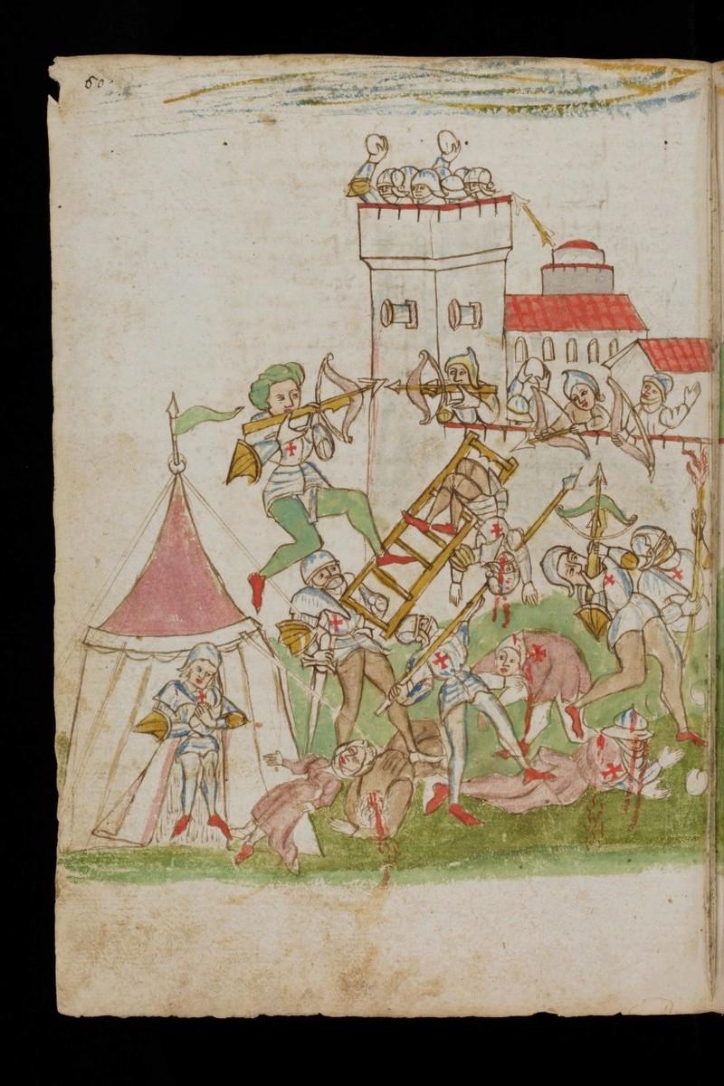 Robertus Monachus : History of the first cruisade 6011