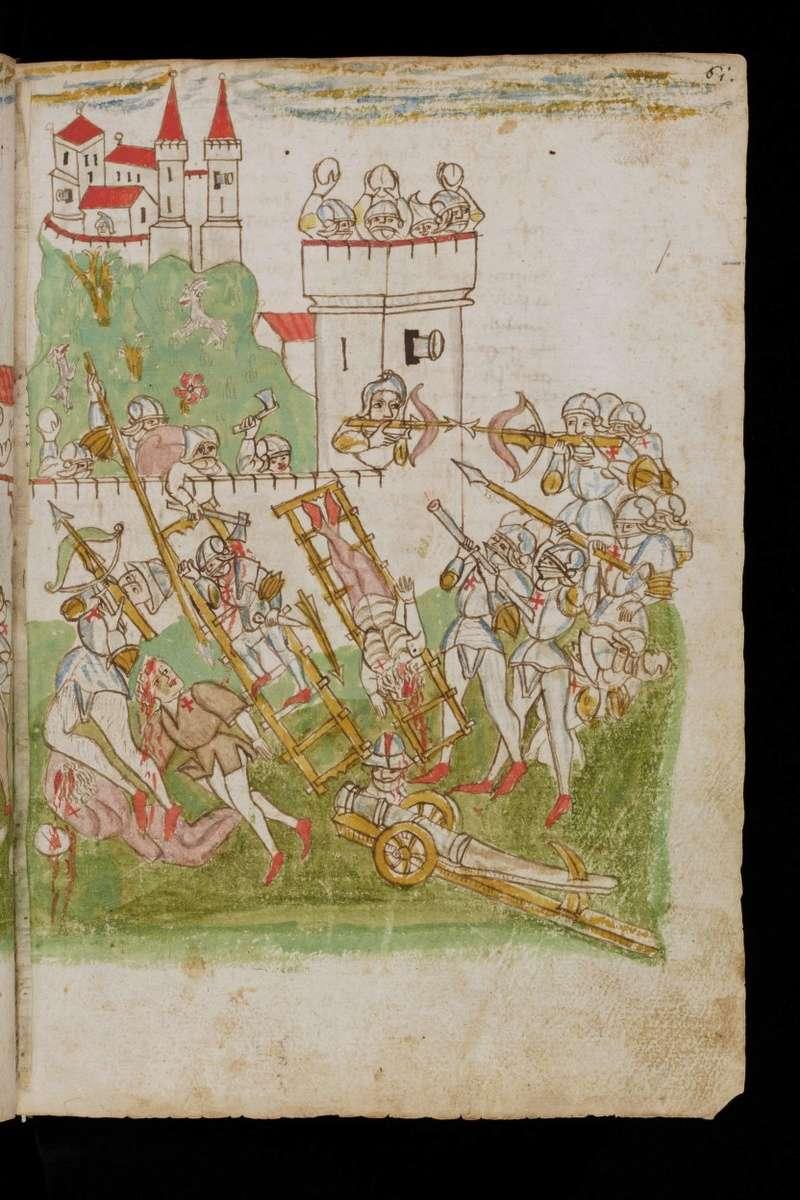 Robertus Monachus : History of the first cruisade 6110