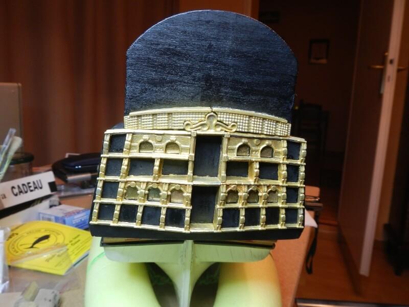 """Construction du """"Sovereign of the Seas"""" au 1/84 par Glénans - Partie I - Page 3 49910"""