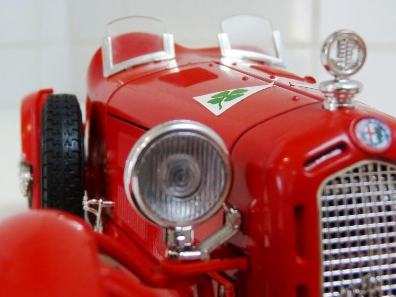 Alfa Roméo 8C 2300 Monza - 1934 - BBurago 1/18 ème Alfa_r30