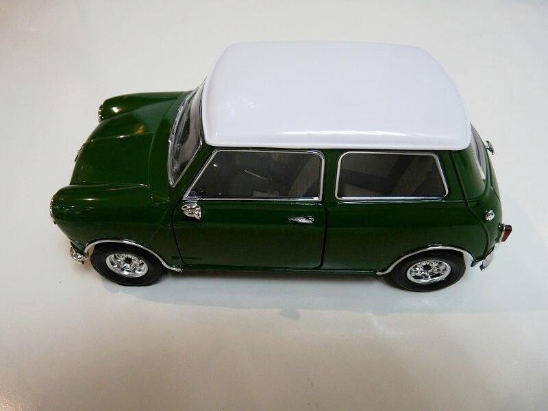 Austin Morris Mini S - 1960 - Solido 1/16ème Austin10