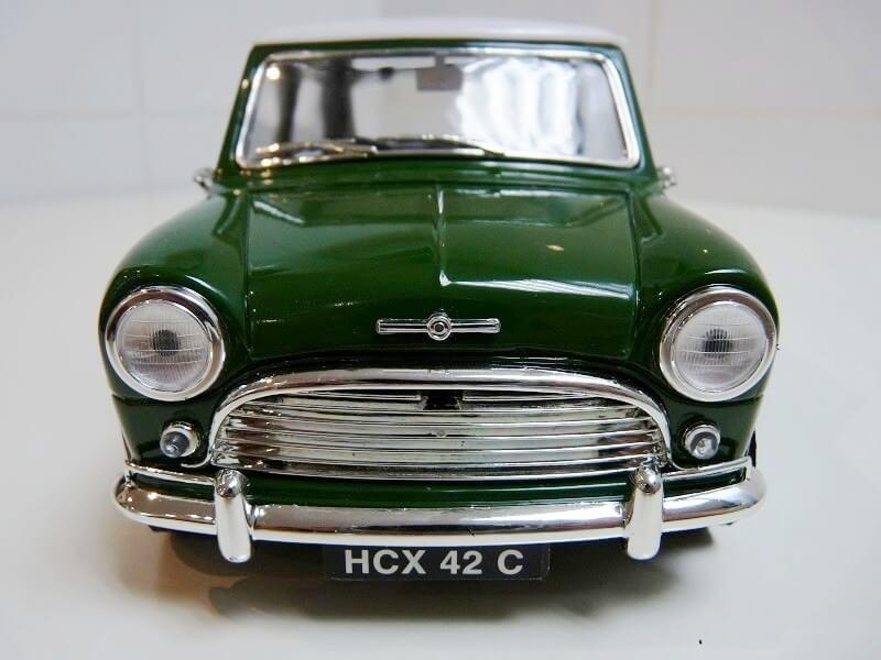 Austin Morris Mini S - 1960 - Solido 1/16ème Austin11