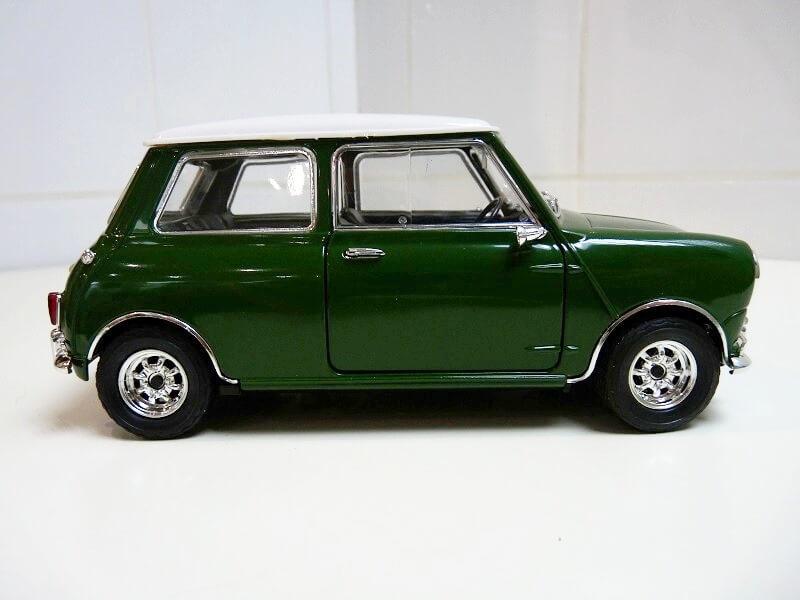Austin Morris Mini S - 1960 - Solido 1/16ème Austin14