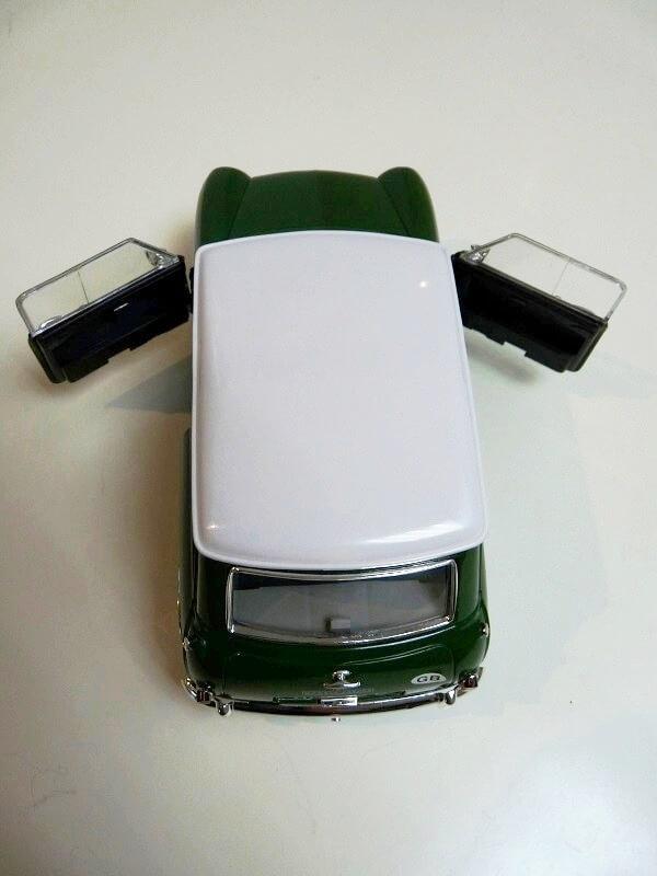 Austin Morris Mini S - 1960 - Solido 1/16ème Austin15