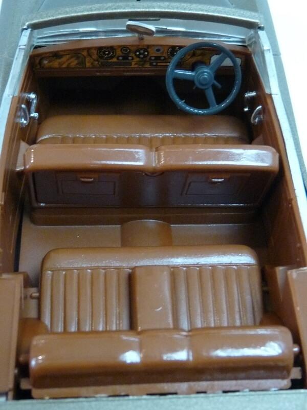 Bentley S II - 1961 - Solido 1/20 ème Bentle11