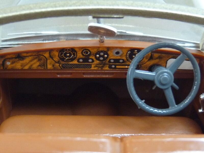 Bentley S II - 1961 - Solido 1/20 ème Bentle12