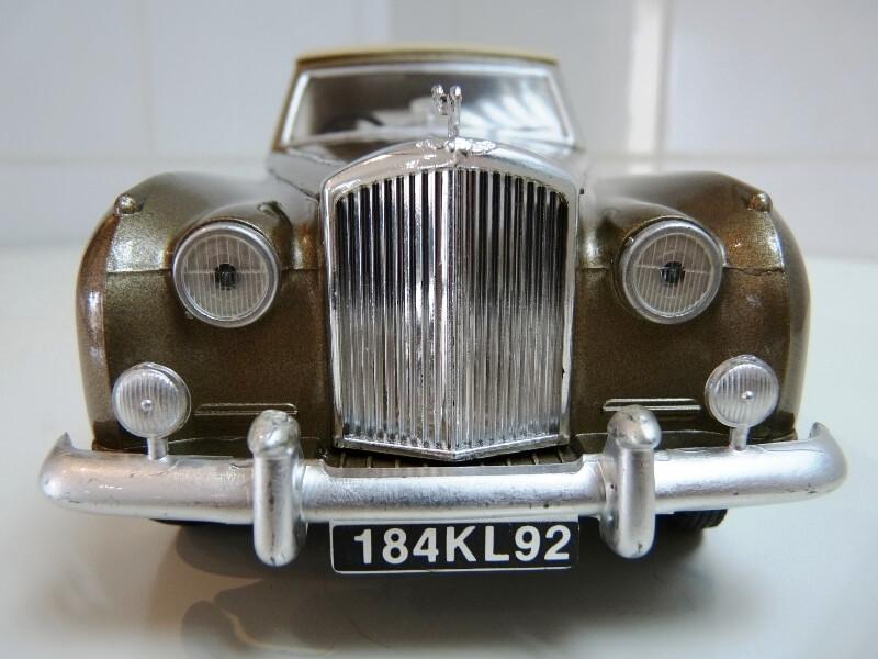 Bentley S II - 1961 - Solido 1/20 ème Bentle13