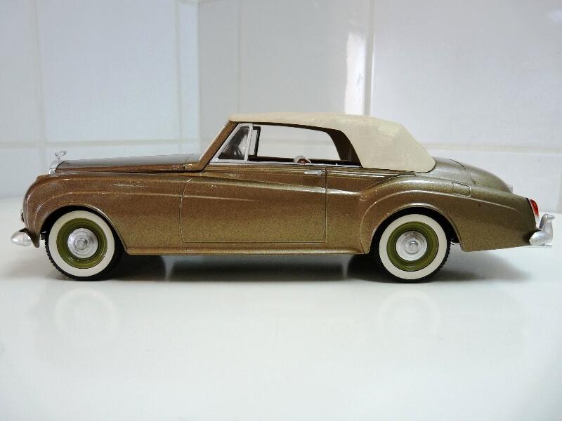 Bentley S II - 1961 - Solido 1/20 ème Bentle15