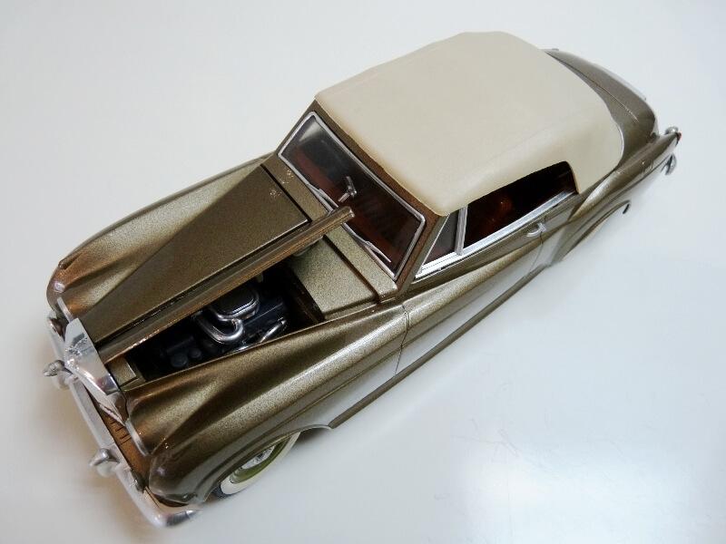 Bentley S II - 1961 - Solido 1/20 ème Bentle23