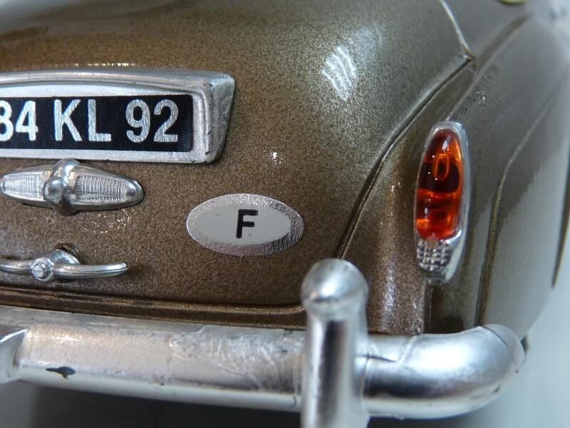 Bentley S II - 1961 - Solido 1/20 ème Bentle27