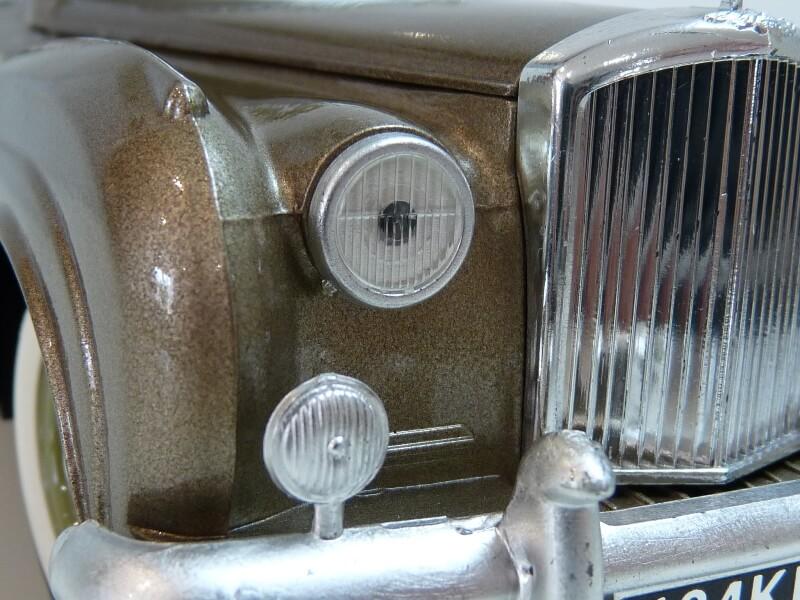 Bentley S II - 1961 - Solido 1/20 ème Bentle28