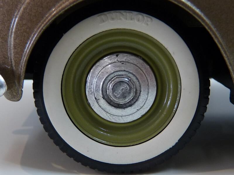 Bentley S II - 1961 - Solido 1/20 ème Bentle31