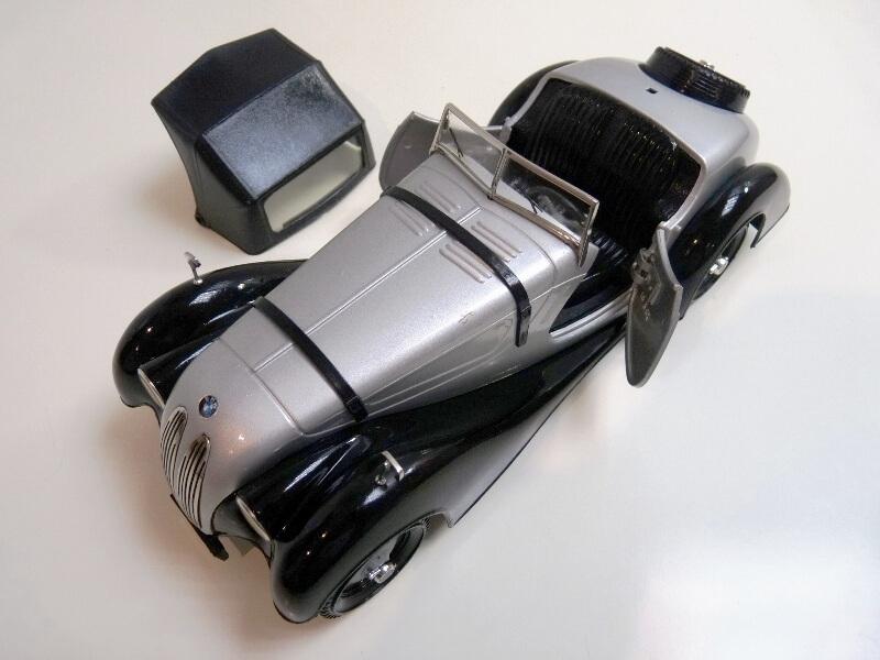 BMW 328 TG6 - 1936 - Tonka Polistil 1/18 ème Bmw_3238
