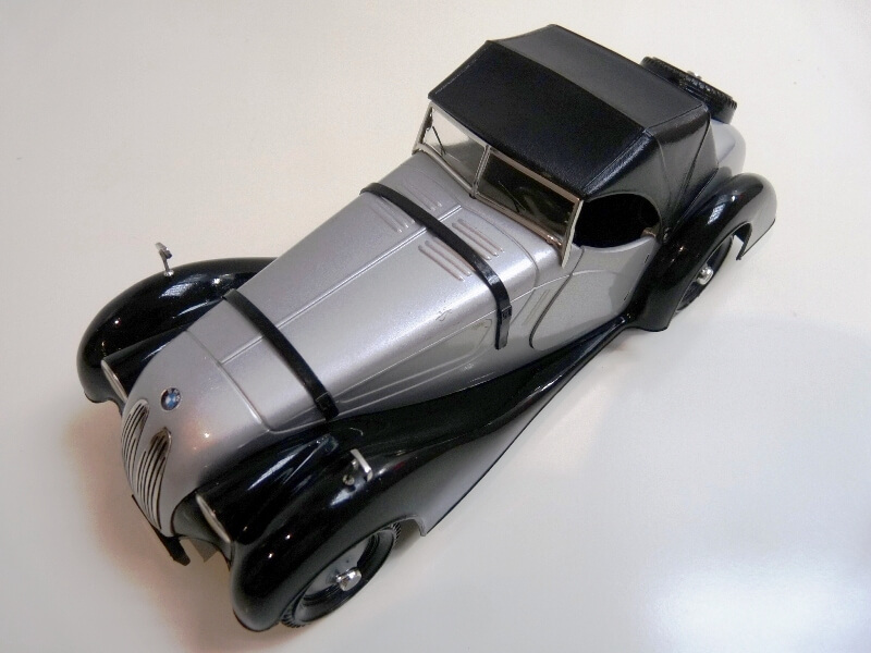BMW 328 TG6 - 1936 - Tonka Polistil 1/18 ème Bmw_3240