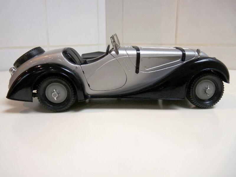 BMW 328 TG6 - 1936 - Tonka Polistil 1/18 ème Bmw_3243