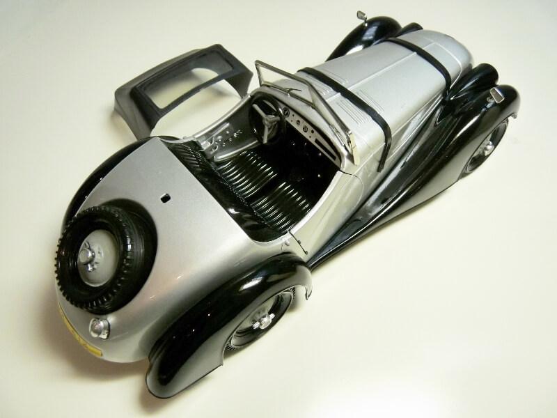 BMW 328 TG6 - 1936 - Tonka Polistil 1/18 ème Bmw_3244
