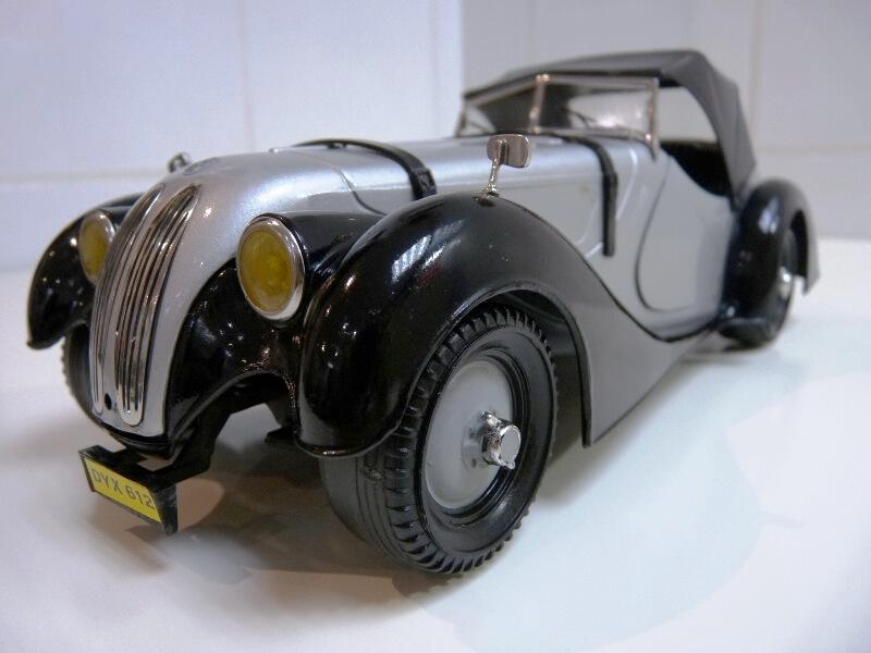 BMW 328 TG6 - 1936 - Tonka Polistil 1/18 ème Bmw_3246