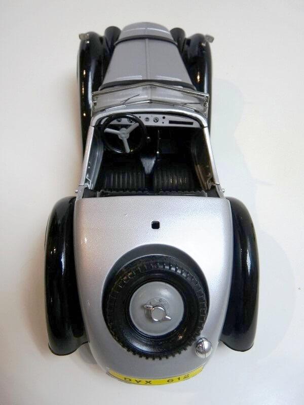 BMW 328 TG6 - 1936 - Tonka Polistil 1/18 ème Bmw_3247