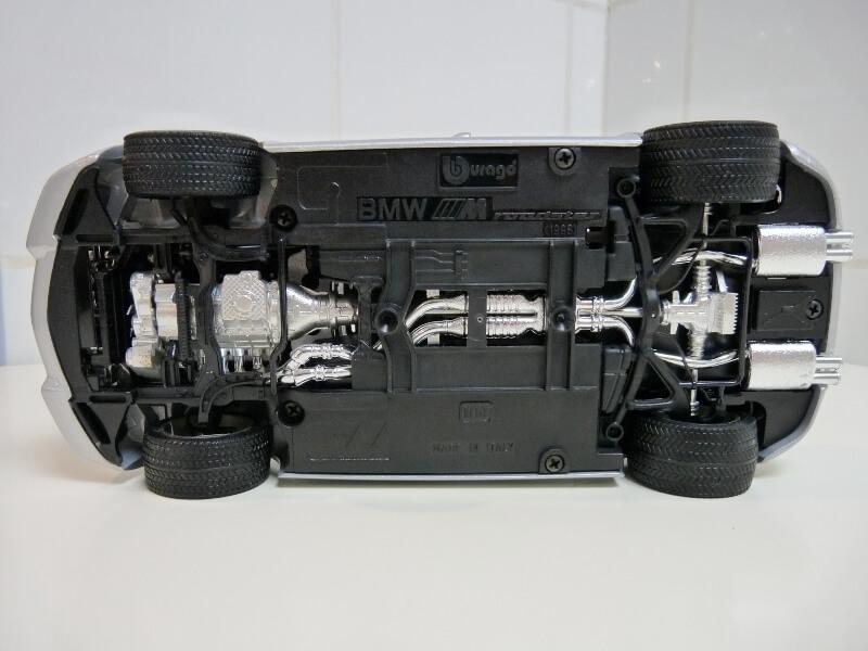 BMW MIII Roadster - 1996 - BBurago 1/18 ème Bmw_mi10