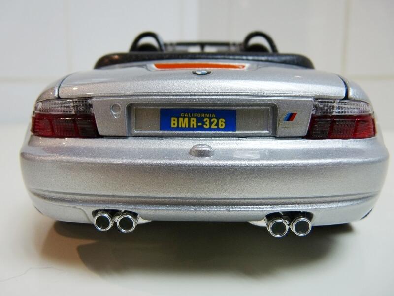 BMW MIII Roadster - 1996 - BBurago 1/18 ème Bmw_mi13