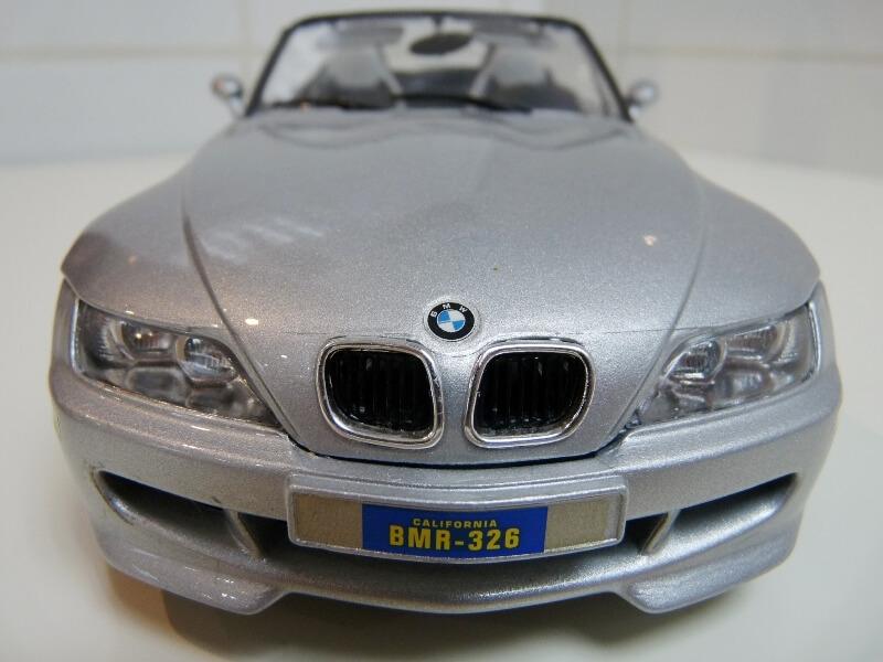 BMW MIII Roadster - 1996 - BBurago 1/18 ème Bmw_mi16