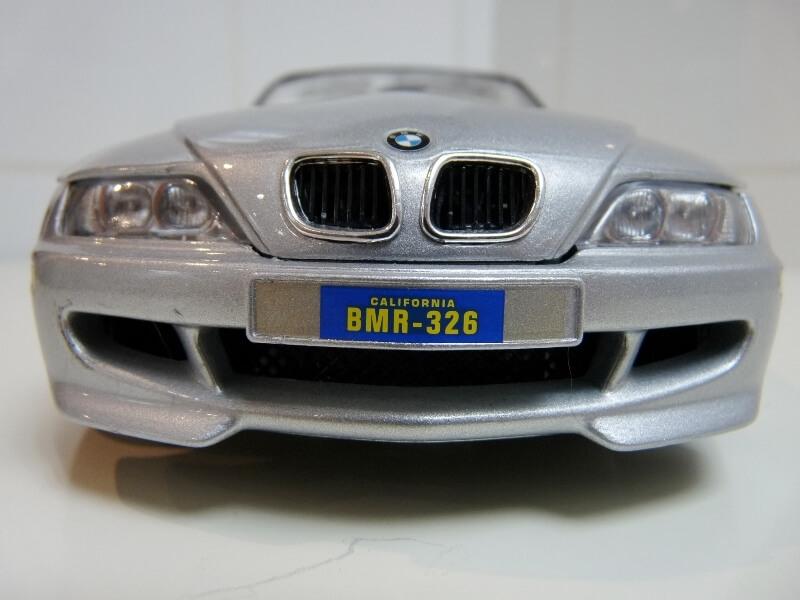 BMW MIII Roadster - 1996 - BBurago 1/18 ème Bmw_mi18