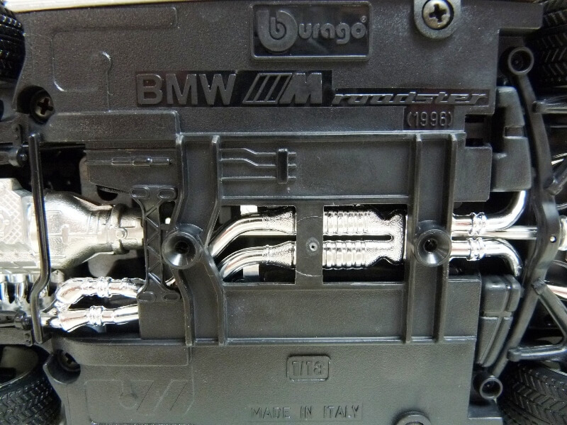 BMW MIII Roadster - 1996 - BBurago 1/18 ème Bmw_mi25