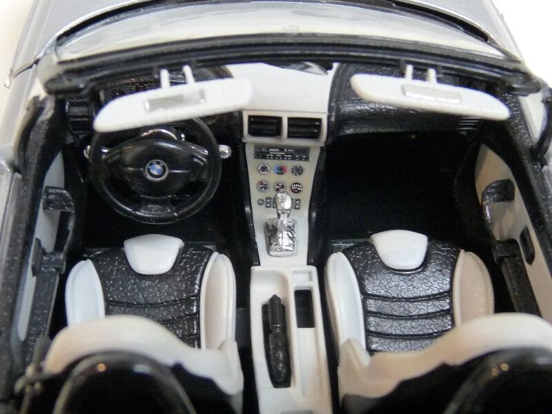 BMW MIII Roadster - 1996 - BBurago 1/18 ème Bmw_mi33