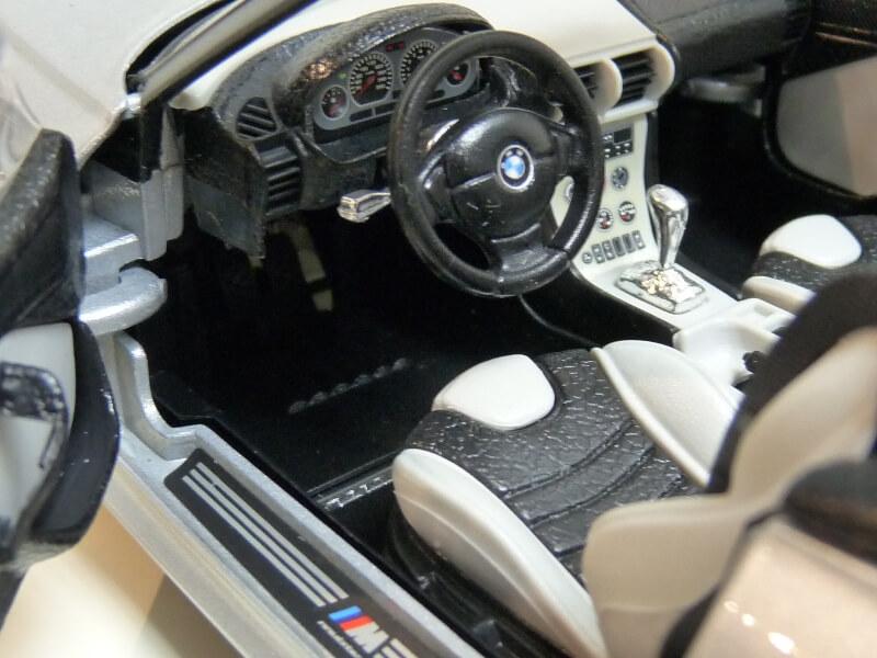 BMW MIII Roadster - 1996 - BBurago 1/18 ème Bmw_mi37