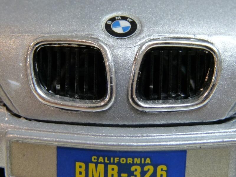 BMW MIII Roadster - 1996 - BBurago 1/18 ème Bmw_mi42
