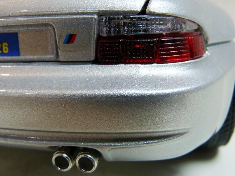 BMW MIII Roadster - 1996 - BBurago 1/18 ème Bmw_mi43