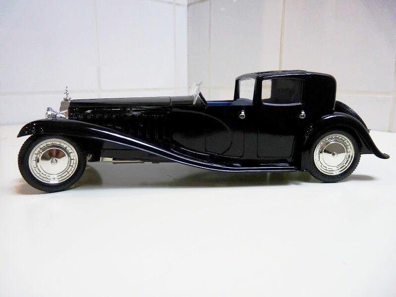 Bugatti type 41 Coupé Napoléon - 1926 - Solido 1/18 ème Bugatt10