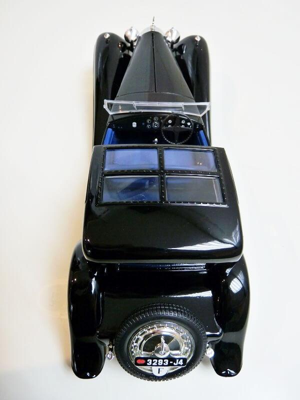 Bugatti type 41 Coupé Napoléon - 1926 - Solido 1/18 ème Bugatt11