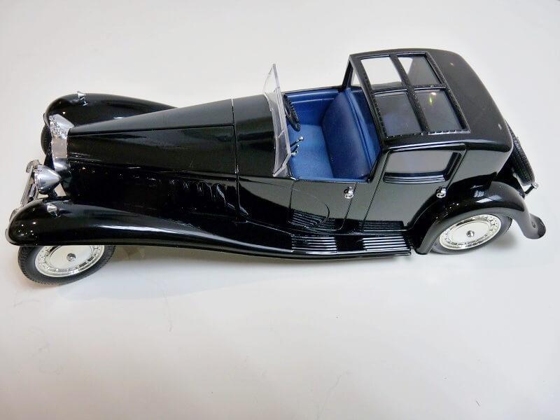 Bugatti type 41 Coupé Napoléon - 1926 - Solido 1/18 ème Bugatt12