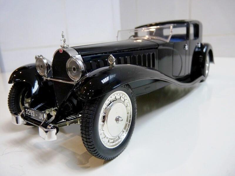 Bugatti type 41 Coupé Napoléon - 1926 - Solido 1/18 ème Bugatt13