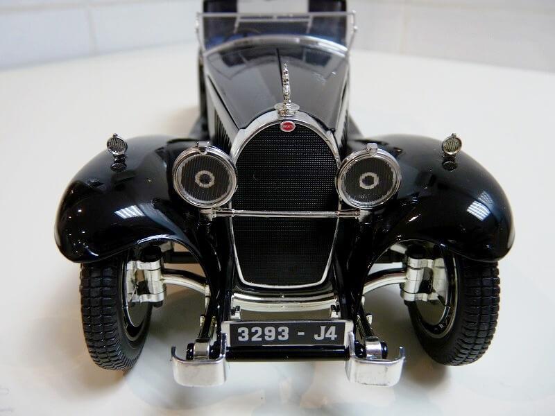 Bugatti type 41 Coupé Napoléon - 1926 - Solido 1/18 ème Bugatt15