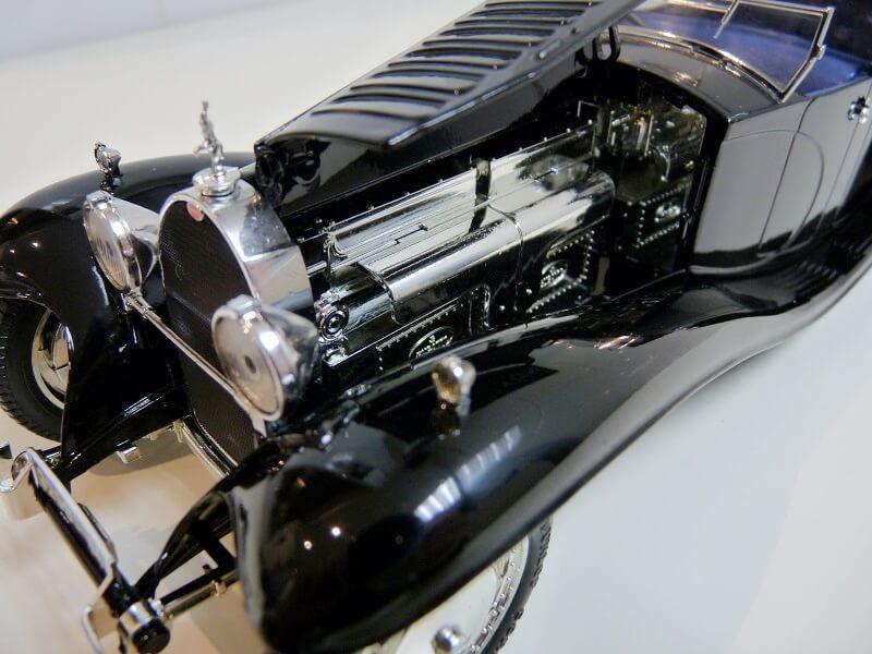 Bugatti type 41 Coupé Napoléon - 1926 - Solido 1/18 ème Bugatt19