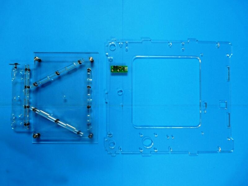 Construction d'une imprimante 3D multi-matériaux.  C1dl10