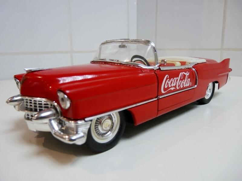 Cadillac Eldorado Coca-Cola - 1955 - Solido 1/21,5 ème Cad-el13