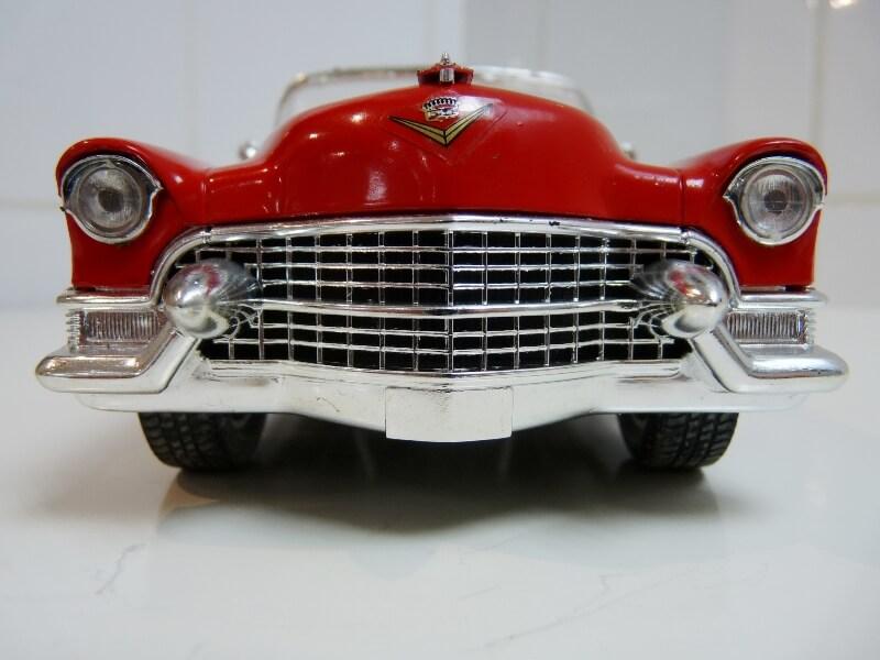 Cadillac Eldorado Coca-Cola - 1955 - Solido 1/21,5 ème Cad-el14