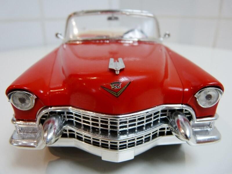 Cadillac Eldorado Coca-Cola - 1955 - Solido 1/21,5 ème Cad-el15