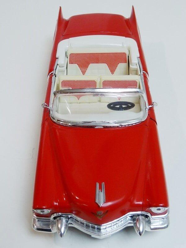 Cadillac Eldorado Coca-Cola - 1955 - Solido 1/21,5 ème Cad-el18