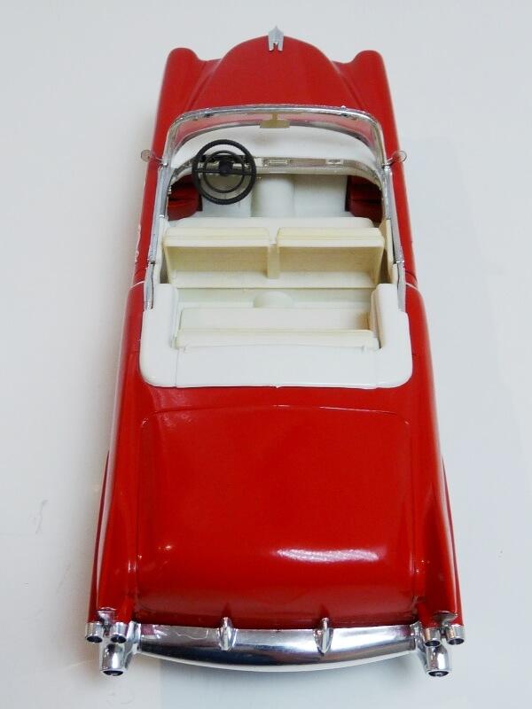 Cadillac Eldorado Coca-Cola - 1955 - Solido 1/21,5 ème Cad-el19