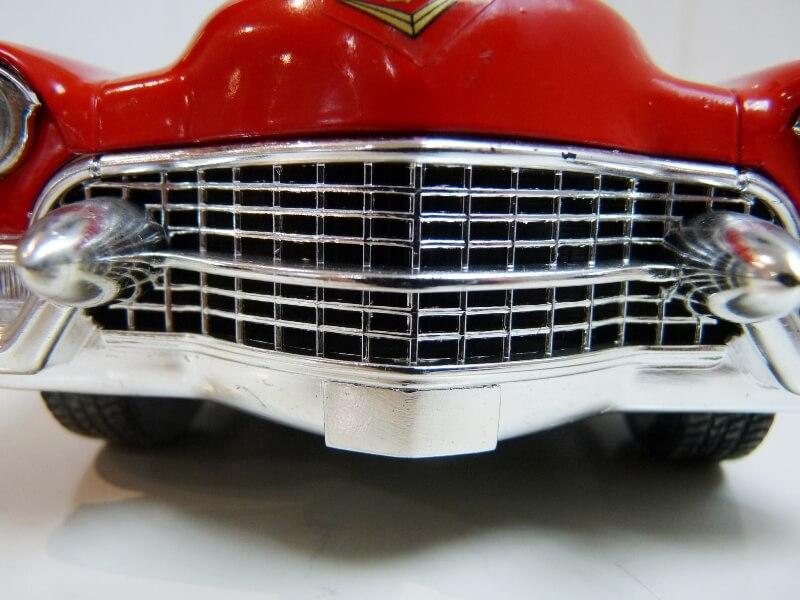 Cadillac Eldorado Coca-Cola - 1955 - Solido 1/21,5 ème Cad-el27