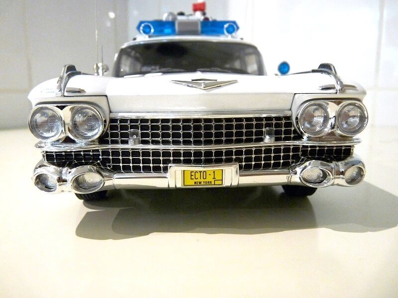 Cadillac Eldorado Biarritz Ghostbuster - 1959 - Hot Wheels 1/18 ème Cadeld49