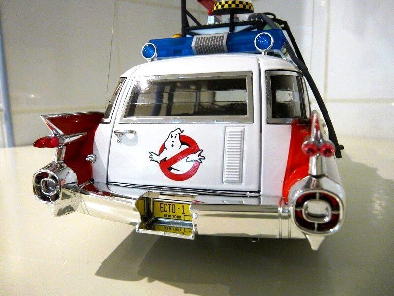 Cadillac Eldorado Biarritz Ghostbuster - 1959 - Hot Wheels 1/18 ème Cadeld51