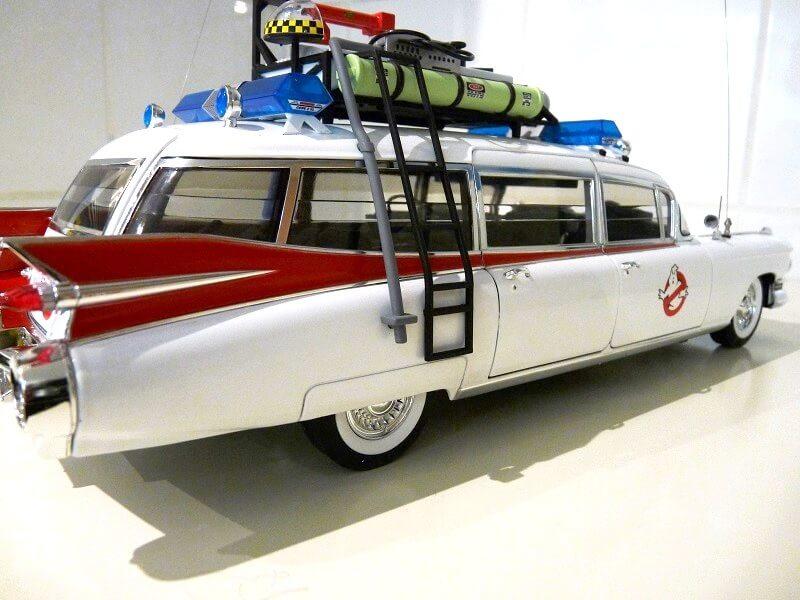 Cadillac Eldorado Biarritz Ghostbuster - 1959 - Hot Wheels 1/18 ème Cadeld52